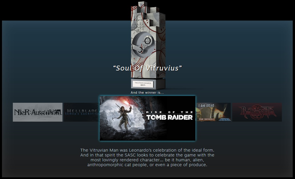The Steam Awards 10