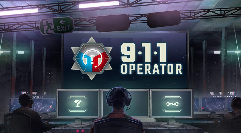 911 Operator (Review)
