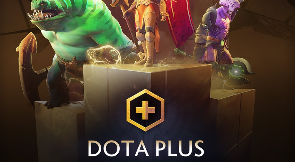 The New Dota Plus Subscription