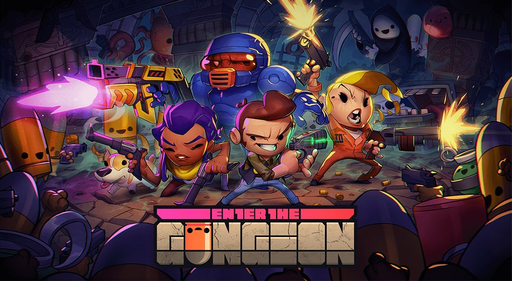 Enter the Gungeon (Review)