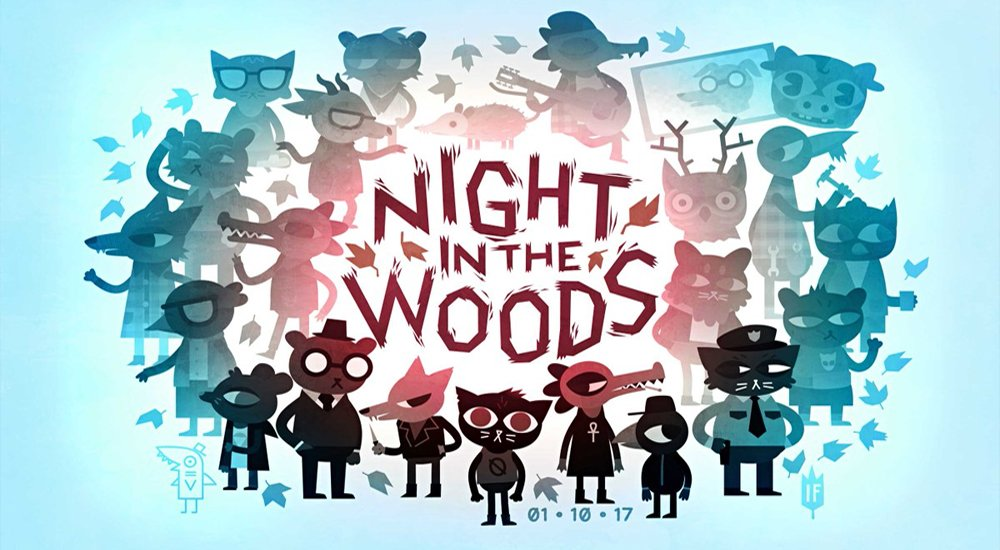 Night in the Woods (Review)