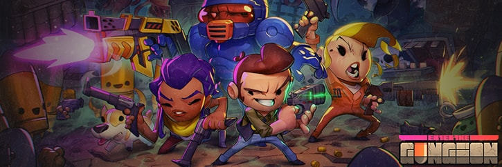Enter the Gungeon Review - SteamDirectly com