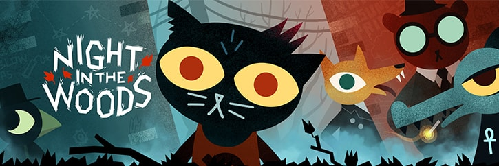 Night in the Woods - Banner