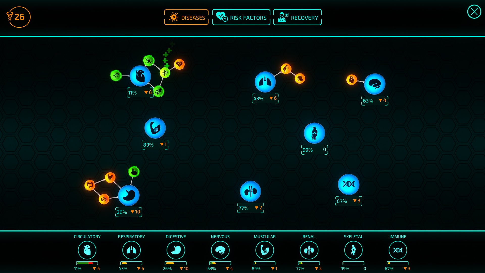 Bio Inc. Redemption - Gameplay Screenshot 2