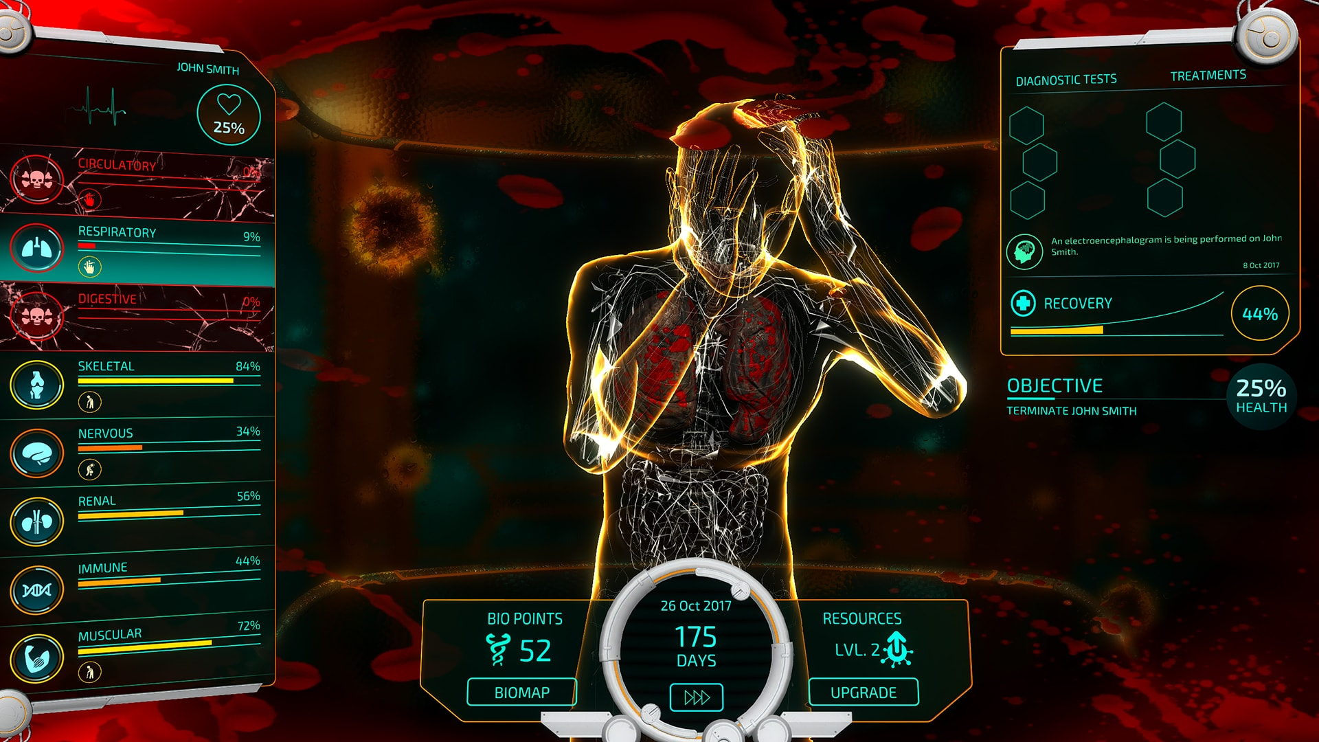 Bio Inc. Redemption - Gameplay Screenshot 5