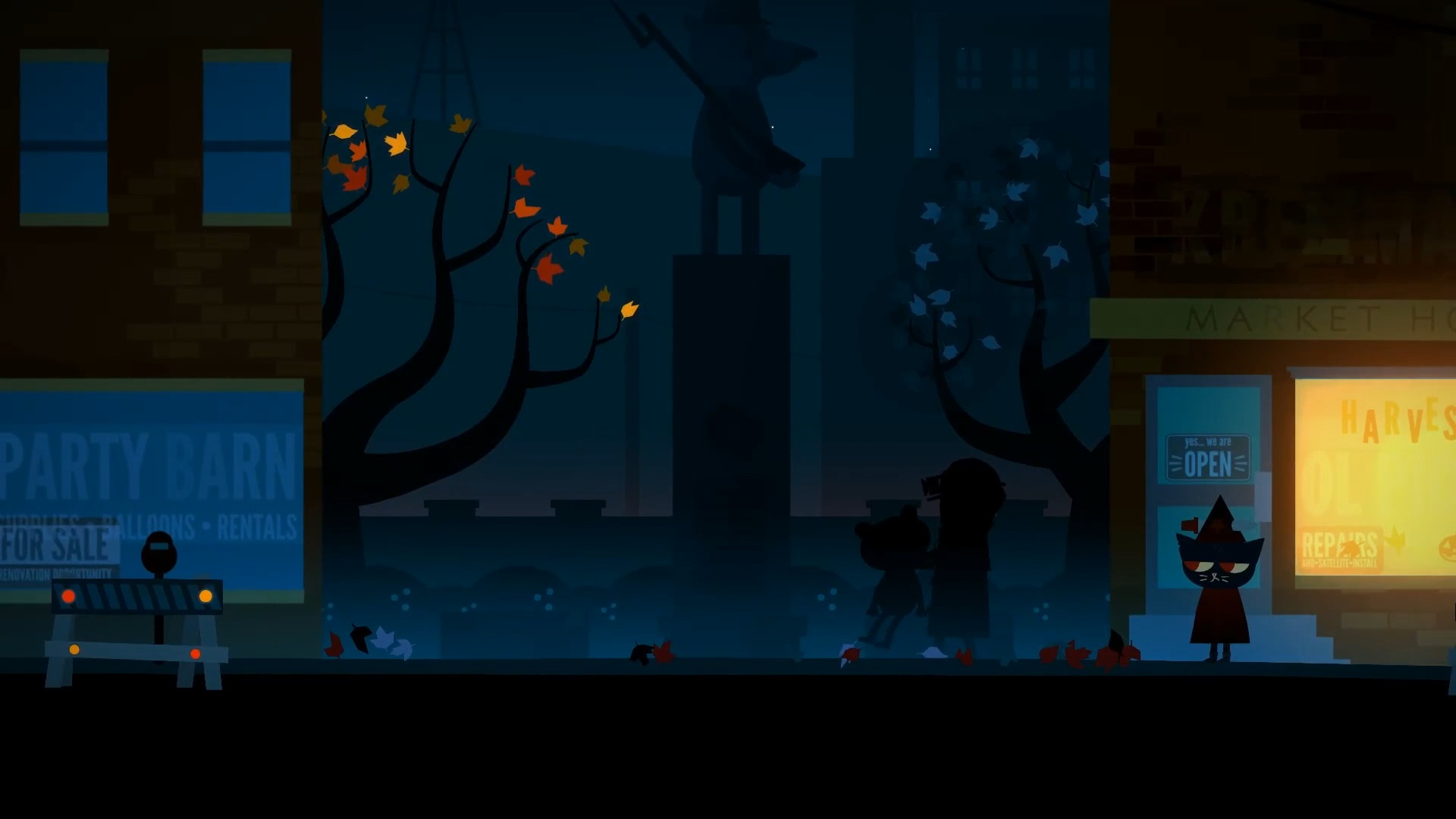 Night in the Woods - Gameplay Screenshot 4