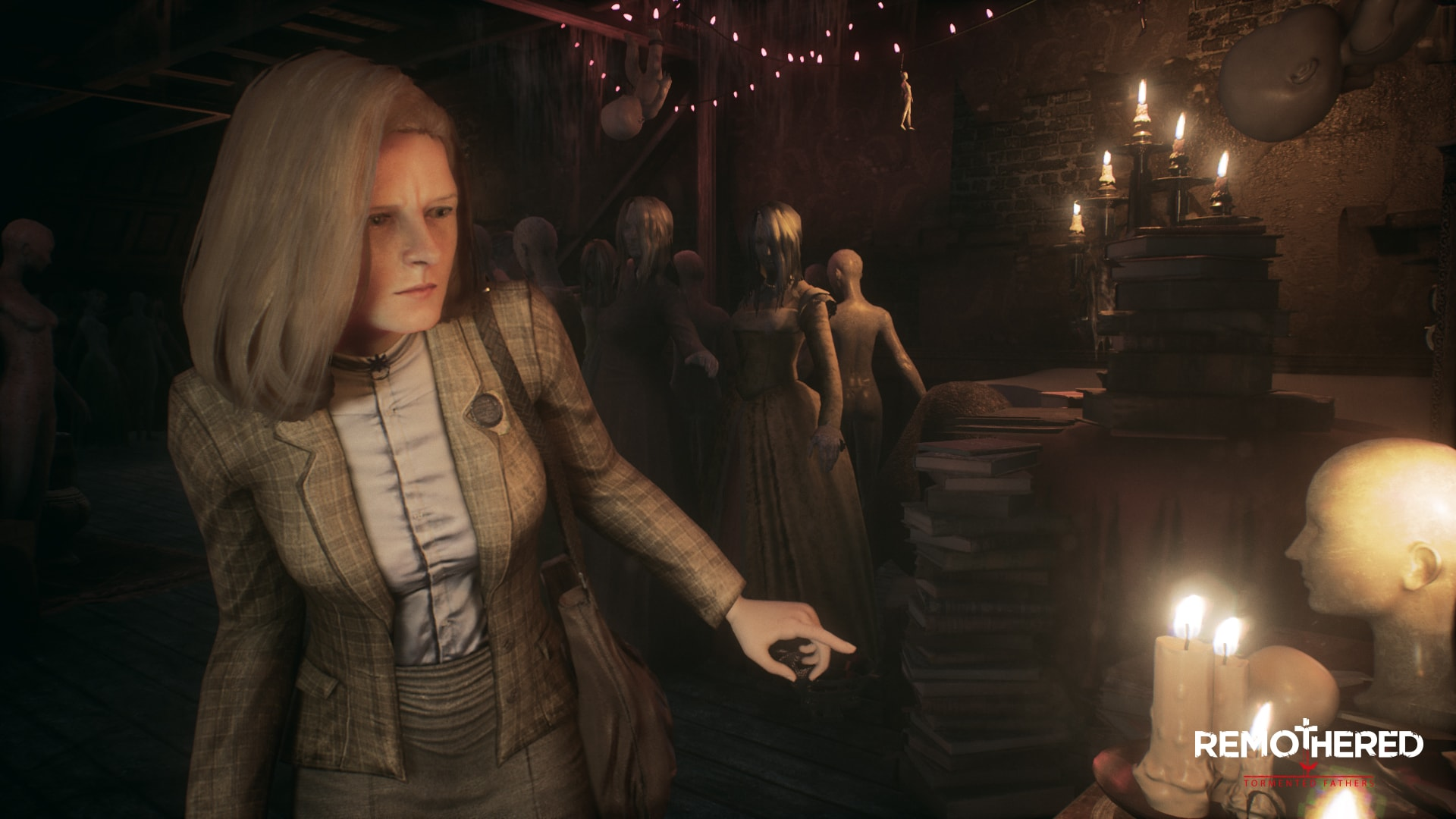 Remothered: Tormented Fathers - Gameplay Screenshot 1