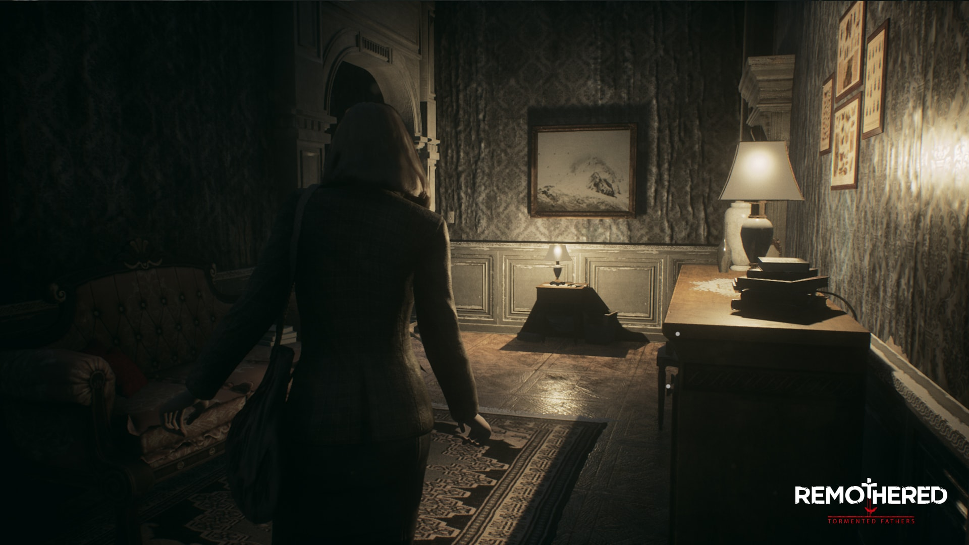 Remothered: Tormented Fathers - Gameplay Screenshot 2