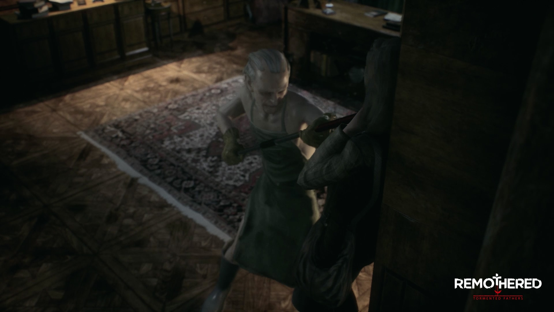 Remothered: Tormented Fathers - Gameplay Screenshot 5