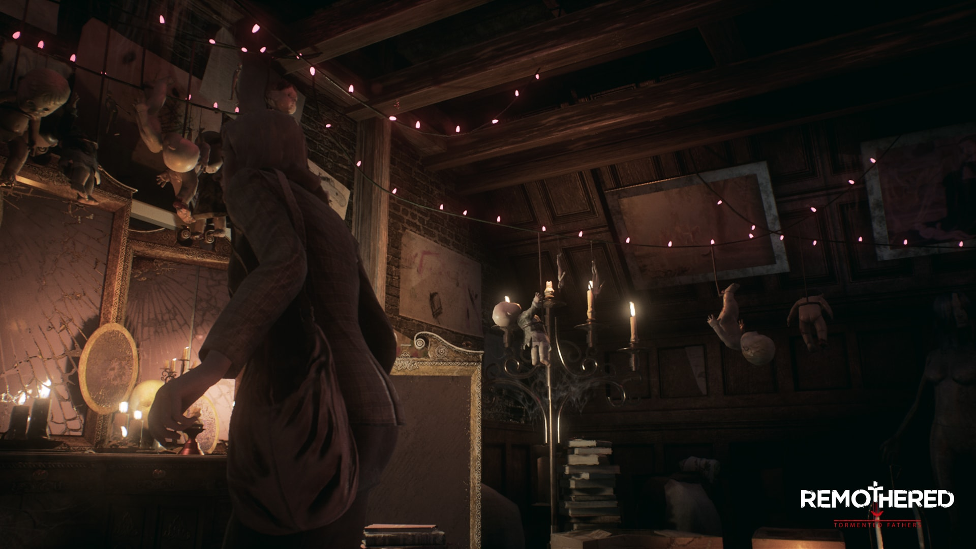 Remothered: Tormented Fathers - Gameplay Screenshot 6